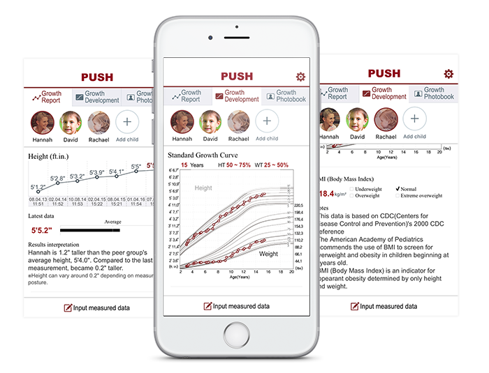 PUSH app